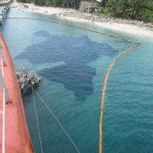 Oil Spill Survey - Investigation